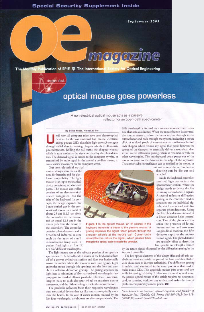 HinesLab-LightMouse-OE-Magazine