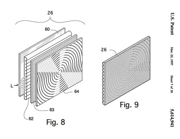 Patent-drwg-5,614,941-Fresnel-540h