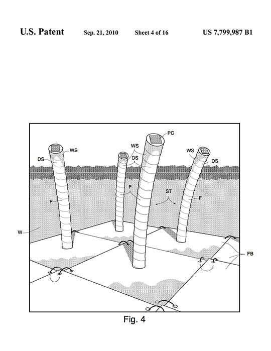 Patent-drwg-7,799,987-Solar-540w-