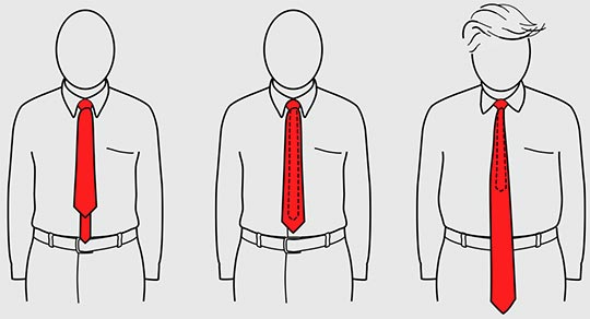 Necktie guide ccuart Image collections